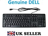 Genuine Original DELL USB Keyboard BLACK SLIM , PORTUGUESE Layout , Brand NEW and Boxed , Dell P/Ns : Dell P/N : 7Y21T , DJ567 , D247N , FREE DELIVERY