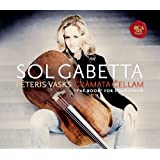 Peteris Vasks: Gramata Cellamby Sol Gabetta