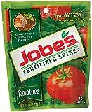 Jobe's 6005 18-Pack Tomato Outdoor Fertilizer Food Spikes