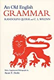 img - for An Old English Grammar (Religious Studies; 34) book / textbook / text book