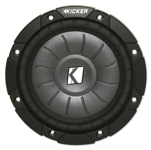 Kicker 10Cvt65-4 Ohm 300 Watt Shallow Mount Car Subwoofer