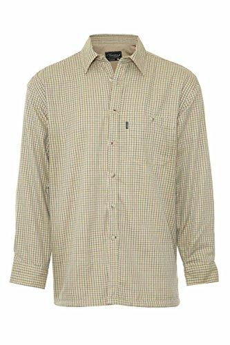 mens-champion-cartmel-warm-micro-fleece-lined-padded-check-winter-shirt