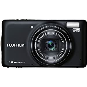 Fujifilm FinePix T400 Digital Camera (Black)