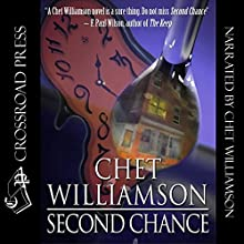 Second Chance Audiobook by Chet Williamson Narrated by Chet Williamson