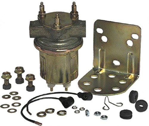 Carter P4389 In-Line Electric Fuel Pump Electric In Line Valve