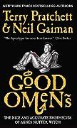 Good Omens by Neil Gaiman, Terry Pratchett cover image