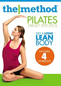 Pilates Target Specifics - DVD
