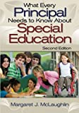 img - for What Every Principal Needs to Know About Special Education book / textbook / text book