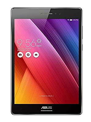 "ASUS ZenPad S 8 Z580C-B1-BK 8"" 32 GB Tablet (Certified Refurbished)"