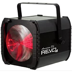 American Dj Revo 4 Wide Coverage Led Effect Light Sound Active