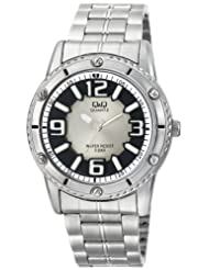 Q&Q Silver Dial Men's Watch - Q686N214Y
