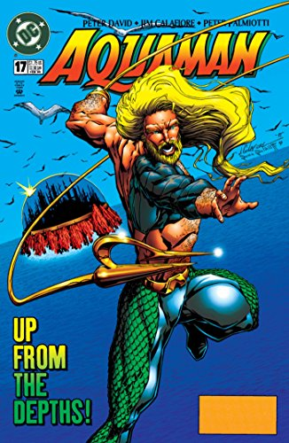 Aquaman by Peter David Book Two [David, Peter] (Tapa Blanda)