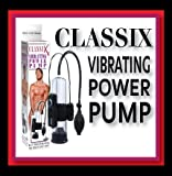 513s9bN6zCL. SL160  Classix Vibrating Power Pump   Penis Enlargement