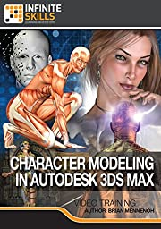 Character Modeling in 3ds Max [Online Code]