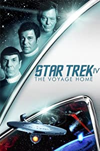 Star Trek IV: The Voyage Home (1986) Science Fiction (BluRay) Leonard Nimoy<span class=
