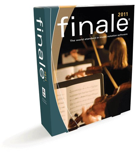 Finale 2011 - Professional Hybrid Edition - DVD-ROM