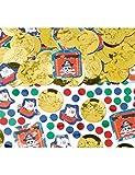 Pirate's Treasure Confetti Mis (1 per package)