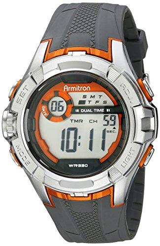 armitron-mens-40-8351org-orange-accented-digital-chronograph-black-resin-strap-watch
