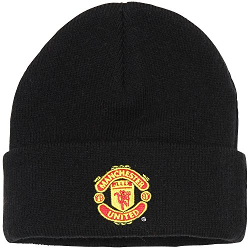 official-football-merchandise-kids-junior-manchester-united-fc-core-winter-beanie-hat-one-size-black