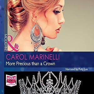 More Precious Than a Crown Audiobook