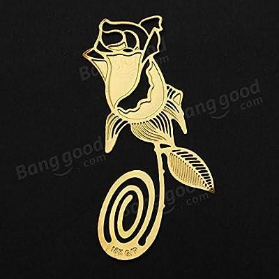 easyshop Das kreative Lesen 18k golden hat sich Stillesezeichen erhoben von easyshop4u - Gartenmöbel von Du und Dein Garten