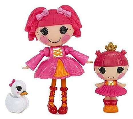 Lalaloopsy Mini Littles Tippy Tumblelina and Twisty Tumblelina Doll by Lalaloopsy