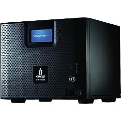 Iomega StorCenter ix4-200d 8TB (4 x 2TB) Network Storage Cloud Edition - 35439