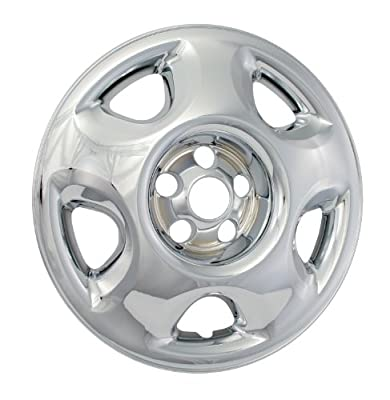"Bully Imposter IMP-75X, Honda, 17"" Chrome Replica Wheel Cover, (Set of 4)"