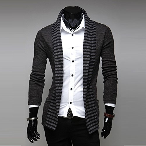 carol-s-new-fashion-stripe-men-leisure-long-sleeved-knitted-cardigan-wish-size-s-m-l-dark-gray-m