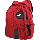 Powerbag Red Back Pack Designed by ful with Battery for Charging Smartphones, Tablets and eReaders (RFAP-0158F)