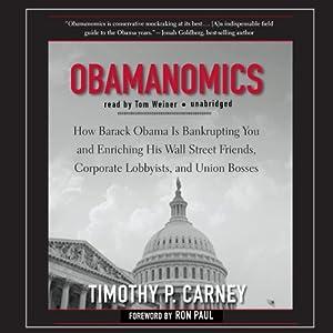 Obamanomics Audiobook