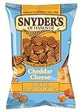 Snyder's Cheddar Cheese Pretzel Sandwich 60.2g - 10 Packs