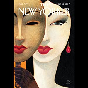 The New Yorker (October 22, 2007) | [Lawrence Wright, Lizzie Widdicombe, Alex Ross, David Denby, John Updike, Sasha Frere-Jones, Anthony Lane]