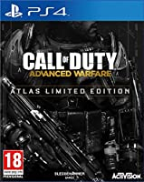 Call of Duty : Advanced Warfare - édition limitée atlas