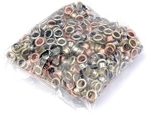 Draper 31108 Lot de 500 oeillets pour poinçonneuse 4 mm