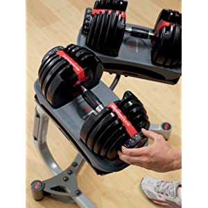 513sTXo aNL. AA300  My Favorite Dumbbells: Bowflex SelectTech 552 Adjustable Dumbbells