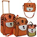 Karabar Set of 4 Super Lightweight Kids Bags