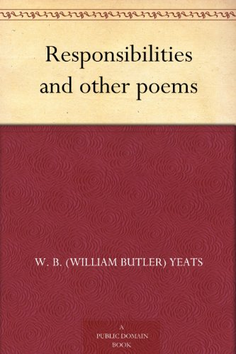 william butler yeats among school children Free essay: among school children by william butler yeats first published 1927 collected in the tower, 1928 type of poem meditation the poem william butler.