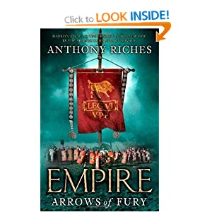 Arrows of Fury - Anthony Riches