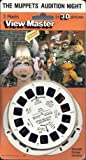 The Muppets Audition Night 3d View-Master 3 Reel Set