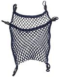 Harmatex 600301 - Bolsa de malla para carrito con cierre r�pido, color azul marino