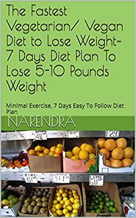 how to lose weight on a vegan diet cookbook