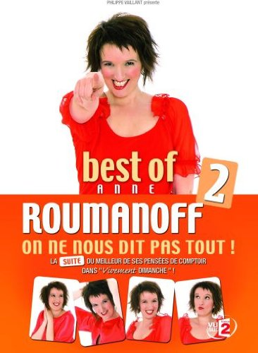 Streaming  Best of Anne Roumanoff : On ne nous dit pas tout ! (Vol. 2)