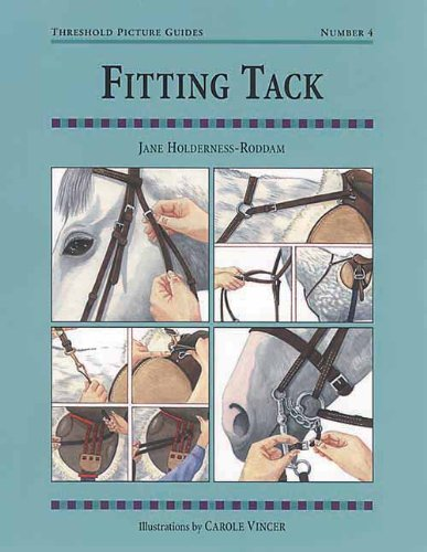 Fitting Tack: Threshold Picture Guide No 4 (Threshold Picture Guides)