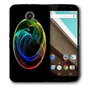 Snoogg Smoky Earth Designer Protective Phone Back Case Cover For Motorola Nexus 6