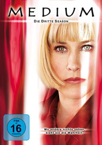 Medium - Die dritte Season [6 DVDs]