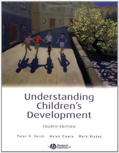 Understanding Children'S Development (Basic Psychology) front-991866