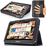 MoKo Lenovo IdeaTab A2109 Case - Slim Cover Case for Lenovo IdeaTab A2109 9-Inch Android Tablet, Black