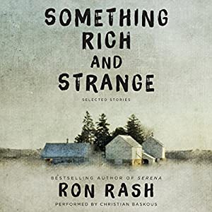 Something Rich and Strange Audiobook