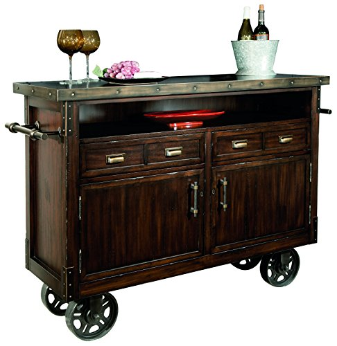 Howard Miller Barrow Wine and Bar Storage Console 0